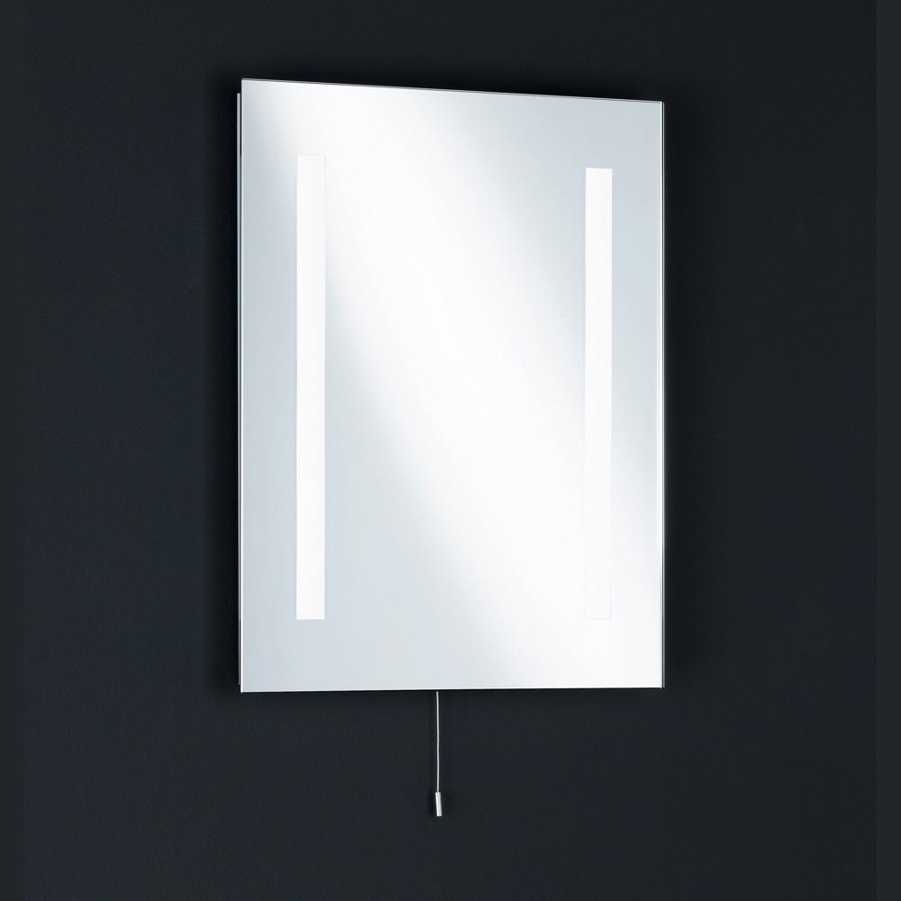 beleuchteter spiegel in unterschiedlichen varianten. Black Bedroom Furniture Sets. Home Design Ideas