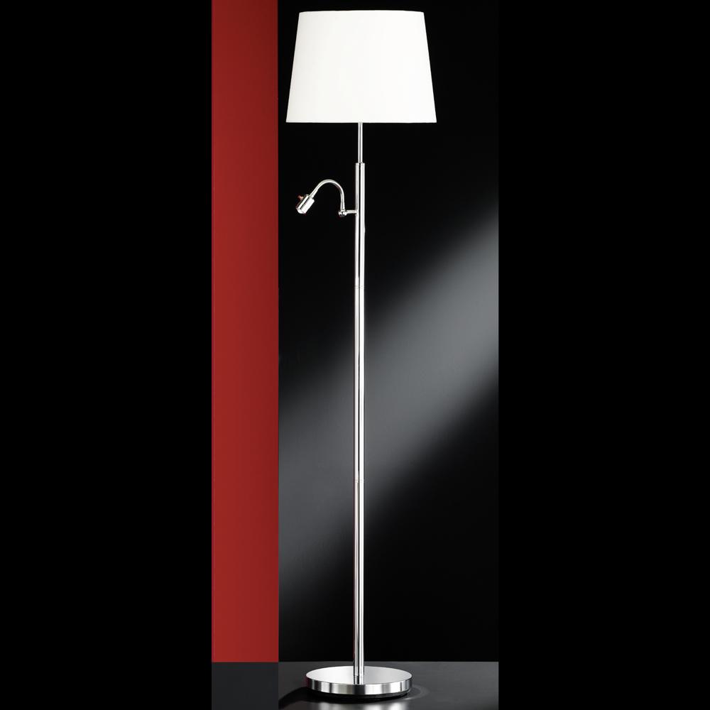 grazi se stehlampe mit praktischer led leseleuchte. Black Bedroom Furniture Sets. Home Design Ideas