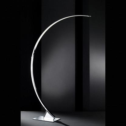 wofi luz led stehlampe dimmer integriert. Black Bedroom Furniture Sets. Home Design Ideas