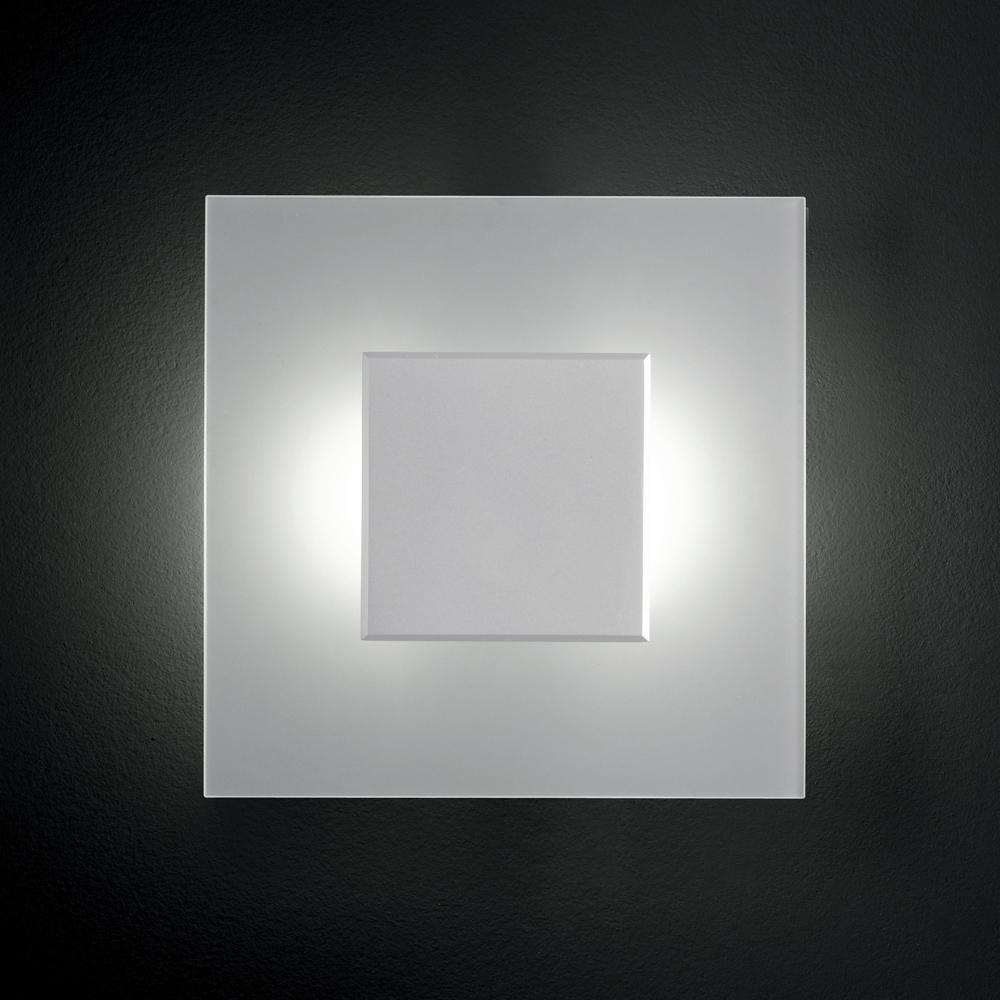 wandleuchte led quadratisch inspirierendes design f r wohnm bel. Black Bedroom Furniture Sets. Home Design Ideas