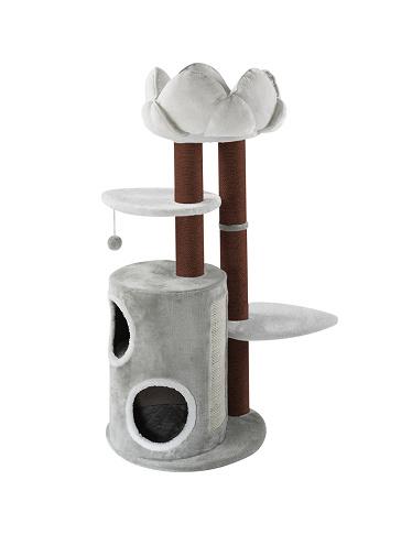 katzenbaum lotus. Black Bedroom Furniture Sets. Home Design Ideas