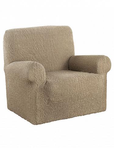 Housse de fauteuil nouette vert - Housse canape habitat ...