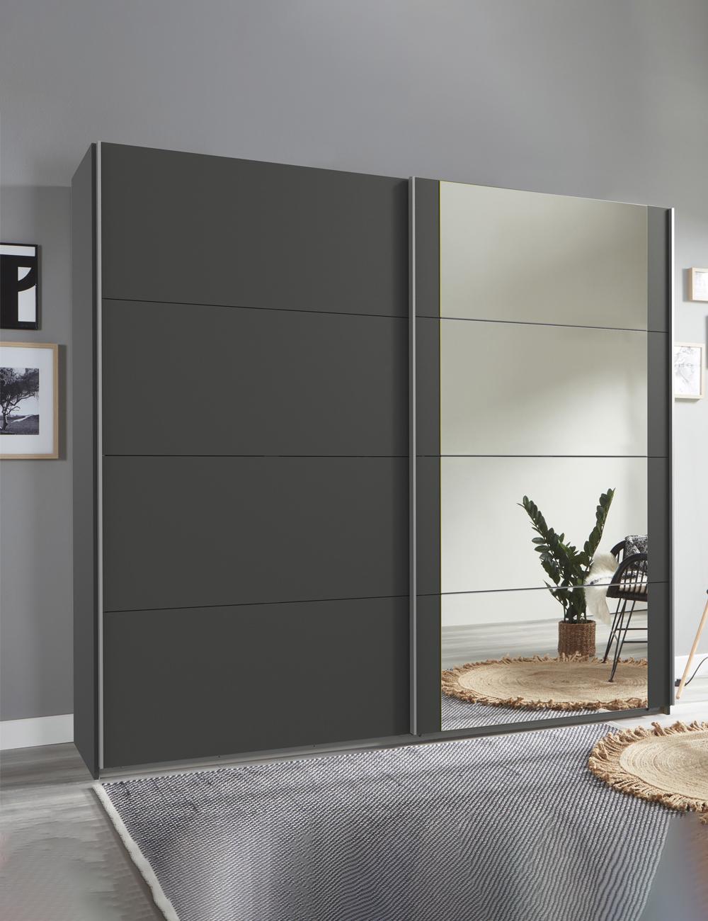 Teppich «Lounge», 160 x 230 cm, grau
