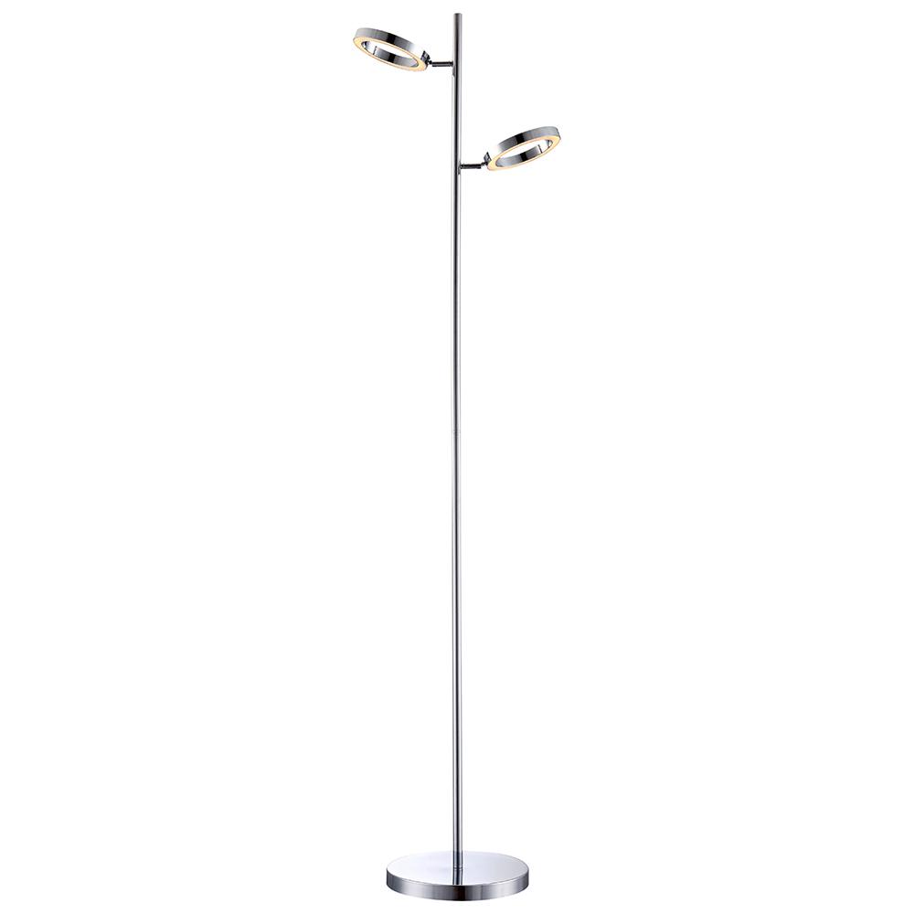 moderne led stehlampe mit schalter. Black Bedroom Furniture Sets. Home Design Ideas