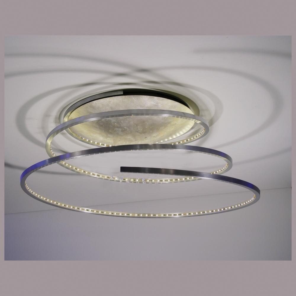 sensationelle led deckenlampe dimmbar halbhoch. Black Bedroom Furniture Sets. Home Design Ideas