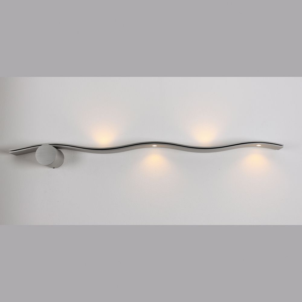 grossartige led wandlampe dimmbar