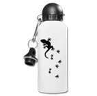 Bottle of the gecko - Aluminium Trinkflasche
