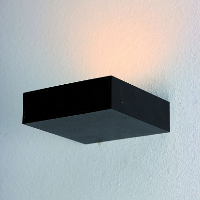 cubus led deckenfluter von bopp schwarz weiss inkl dimmer. Black Bedroom Furniture Sets. Home Design Ideas