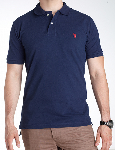 Polo-Shirt US POLO ASSN., navy