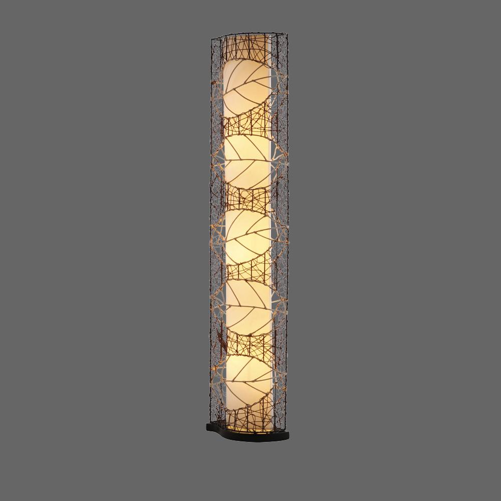 die tolle stehlampe im safari look bringt sie in urlaubsstimmung. Black Bedroom Furniture Sets. Home Design Ideas