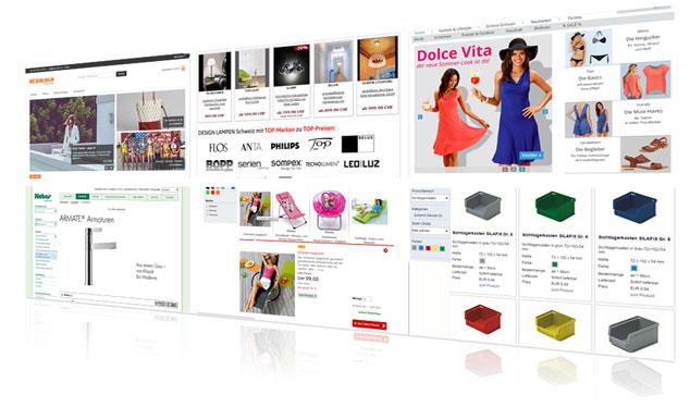 Design Und Layout Fur Ihren Onlineshop Und Mobile Shop Kostenlose