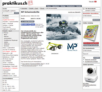 www.praktikus.ch - Online-Shop powered by orbiz.